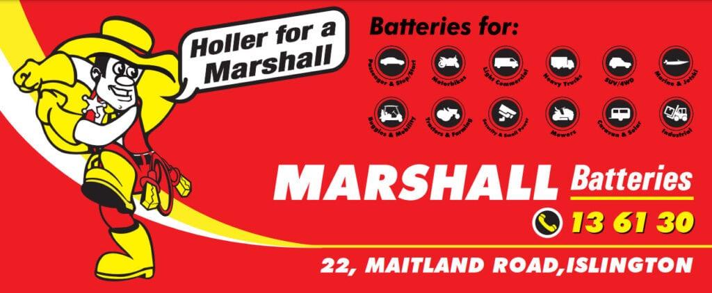 Marshall Battery